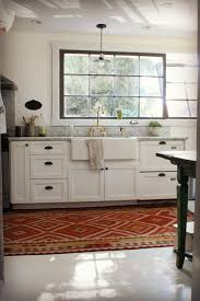 beautiful fruit and fl leafs small kitchen rugs on faux wooden floors as