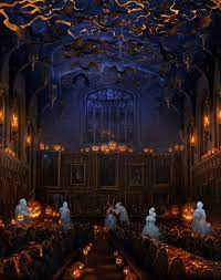 Hogwarts Halloween Wallpapers - Top ...