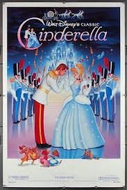 Original Cinderella 1950 Movie Poster In C8 Condition For 65 00