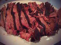 sous vide smoked beef brisket