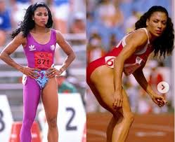 Fast fashion: Olympic star Flo-Jo's one-legger legacy to spice up biopic