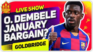 Latest liverpool transfer news now today liverpool transfer news now? Sancho Or Dembele January Transfer Link Man Utd News Now Youtube
