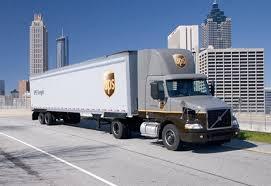 ups truck driver salary