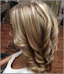 blonde hair with dark brown lowlights livesstar