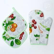 <b>Набор для кухни №</b>1 в ассортименте | Домашний Текстиль