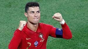 Cristiano Ronaldo stellt Tor-Weltrekord von Ali Daei ein - 109.  Länderspieltor im Frankreich-Spiel - Eurosport