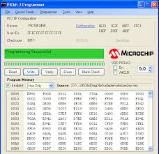 pickit 2 develop your own usb pickit ii programmer pickit 2 programmer software