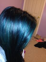 Manic Panic Blue Color Chart Nice Blue Green Hair Color Idea Of Hairs And Manic Panic