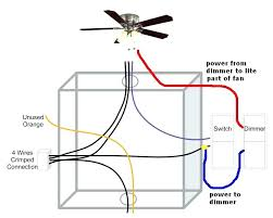 wiring a light fixture with 4 wires replacing ceiling fan with light fixture ceiling fan light