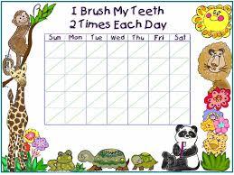 Motivation Charts Dr Camps Pediatric Dental Center