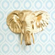 elephant head wall mount elephant head wall mount nursery