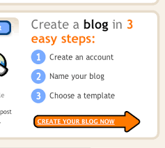 How To Create A Blog Official Blogger Blog New Accounts On New Blogger