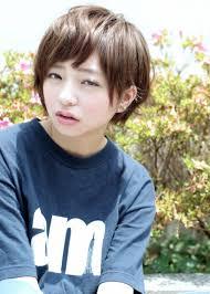 ブログ小顔に見える髪型 本田翼さん風 Acqua