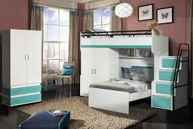 bed 2.  Bed Bueno Loft Bunk Beds Set With 2 Door Wardrobe Bed E