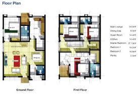 4 Bed  2 Bath Apartment In HONOLULU HI  Hickam Communities4 Bedroom Duplex Floor Plans