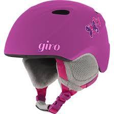 Kids Slingshot Ski Helmet Berry Butterflies 18 Xs S