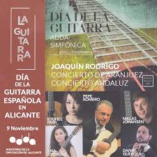 2019 Spanish <b>Guitar Day</b> in Alicante - Master Guitarra Alicante