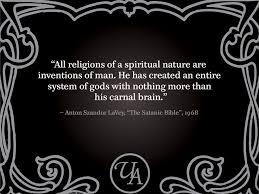 Satanic Bible Quotes Impressive Satanic Verses Quotes Crazywidow