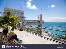Elevador Lacerda, Pelourinho, Salvador Bahia, Brazil Stock Photo - Alamy
