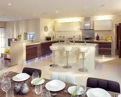 open kitchen dining room designs. Perfect Designs Elegance Open Plan Kitchen Dining Room And Lounge For Open Kitchen Dining Room Designs T