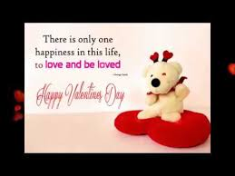 Valentines Day Quotes For Her Impressive Happy Valentine's Day Quotes Sayings For HimHer YouTube