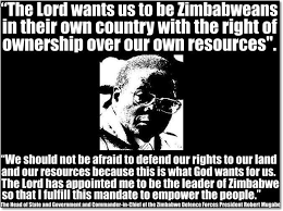 Mugabe quotes «The Shebeen Herald The Shebeen Herald via Relatably.com