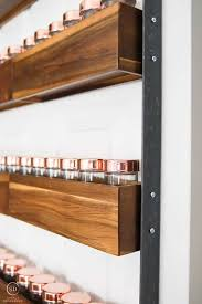 How To Build A Spice Rack Beauteous How To Build A DIY Spice Rack That Can Hang On Your Pantry Door
