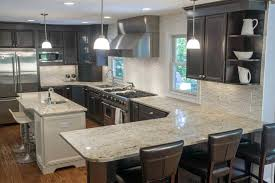light cabinets dark countertops great startling cabin remodeling light cabinets dark granite white kitchen with island