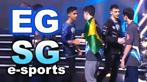 eg vs sg e sports brazil kiev major epic legendary dota 2 youtube