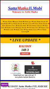 Kalyan Guessing Number Chart Kalyan Schemes Collection