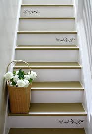 painted basement stairs. Painted Stairs1 Painted Basement Stairs T