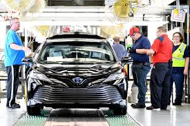 Toyota Warns Kentucky Workers That Japan-Made Camrys Are Cheaper ...