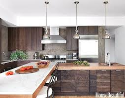 modern wood kitchen cabinets. Contemporary Walnut Kitchen Cabinets Wood Modern Endearing Design