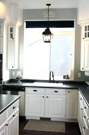 over sink lighting. Kitchen Sink Pendant Lighting Decoration Light Fixtures Awesome Lights Extraordinary Glass In Over