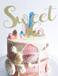 Sweet 16 Birthday Ideas Gift For Daughter Cake A Girl Girlfriend