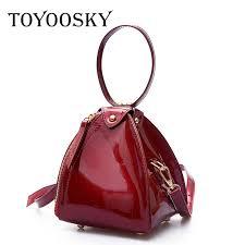 TOYOOSKY <b>Fashion</b> Mini Women Bags <b>2017</b> Vintage Triangle ...