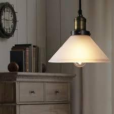 frosted glass led mini pendant lamp