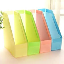 Plastic Magazine Holders Bulk Fascinating Plastic Magazine Holder Wholesale Lot Waterproof File Box Office