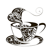 Cute coffee cup clipart free download! Coffee And Tea Cups Digital Clip Art Clipart Set Logo Design Graphic Design Commercial Use Png Eps Svg Instant Coffee Cup Art Coffee Art Coffee Design