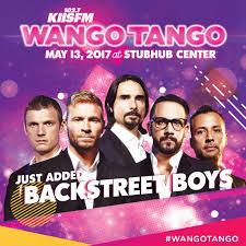 Wango Tango Seating Chart Backstreet Boys Added To All Star Lineup For Kiis Fms Wango