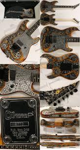 charvel custom shop san dimas steampunk stratocaster guitar charvel san dimas steampunk guitar