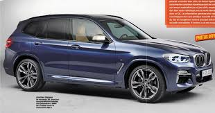 2018 bmw x3 m40i. perfect m40i 2018 mmw x3 leaked photos  and bmw x3 m40i h