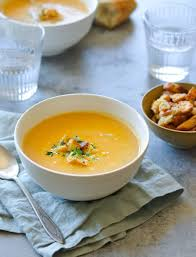easy ernut squash soup once upon