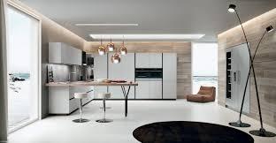 Laminate Kitchen Contemporary Kitchen Laminate Lacquered Ak 02 3 By Franco