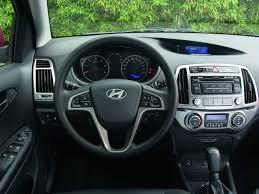 hyundai i20 2013 interior - Muscle Cars Zone!