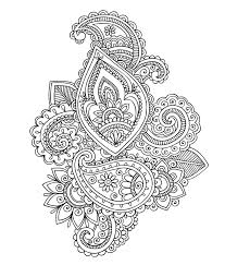 Small Picture Free Coloring pages printables Icons Printing and Paisley pattern
