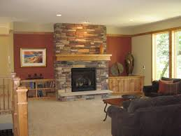 Living Room Accent Wall Color Living Room With Brick Accent Wall Home And Art