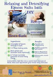 Weekend Detoxifying And Stress Relieving Epsom Salts Spa