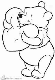 Kleurplaten Winnie The Pooh Kleurplaten Kleurplaatnl Knutsel