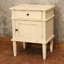 how to antique white furniture. Alijah Bedside With Antique White Paint How To Furniture S